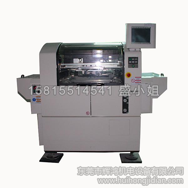 松下设备全自动印刷机